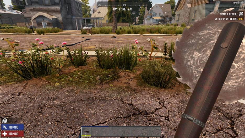7 days to die baseball bats, 7 days to die melee weapons, 7 days to die weapons