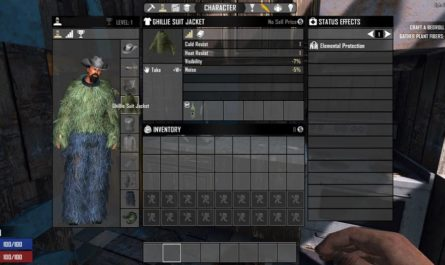 7 days to die ghillie suit mod, 7 days to die clothing, 7 days to die dye mod