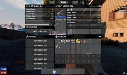 7 days to die more modifiers slots, 7 days to die more slots, 7 days to die tools, 7 days to die weapons, 7 days to die armor mods
