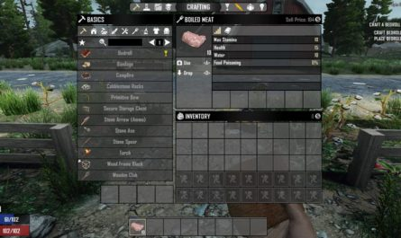 7 days to die remove food poisoning, 7 days to die food poisoning, 7 days to die food, 7 days to die drinks