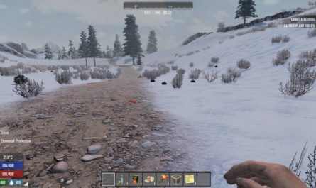 7 days to die simple ui mods, 7 days to die hud mod, 7 days to die more slots, 7 days to die backpack