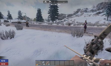 7 days to die snow biome zombie variety, 7 days to die snow biome, 7 days to die zombies, 7 days to die biomes