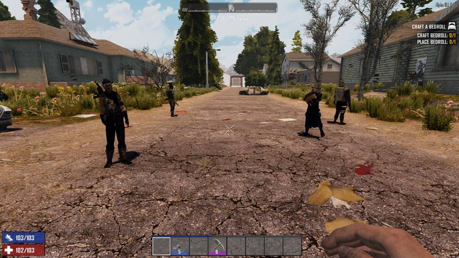 Wandering Traders Mod For A18 Closed 7 Days To Die Mods