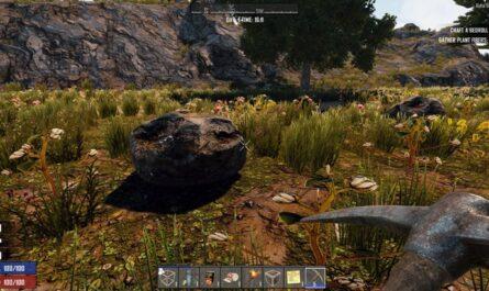 7 days to die regenerating boulders, 7 days to die respawn, 7 days to die mining