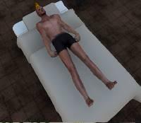 7 days to die sittable furnitures, bed