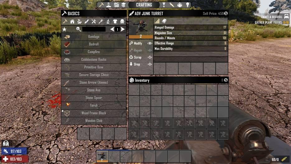 7 days to die advanced junk turret, 7 days to die traps