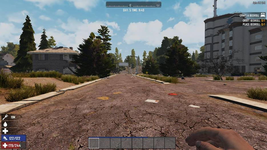 7 days to die better attributes fortitude, 7 days to die perks