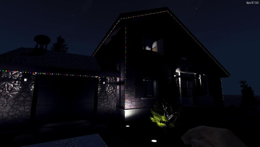 7 days to die hn christmas mod, 7 days to die christmas lights