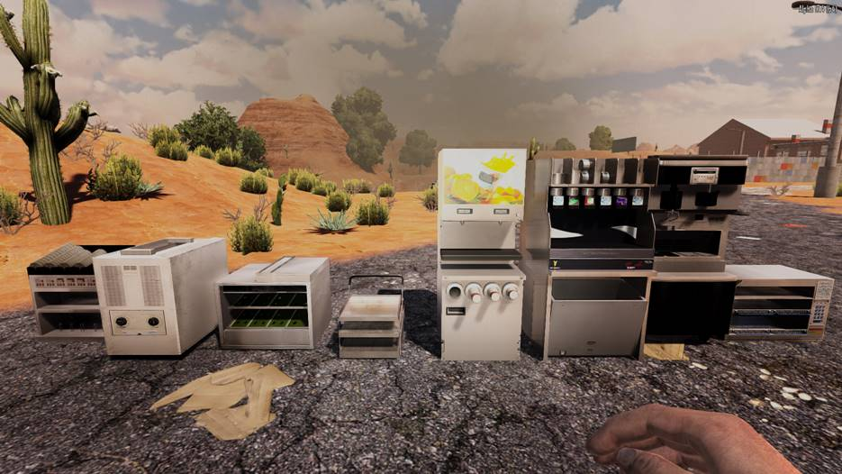 7 days to die commercial kitchen block mod, 7 days to die building materials