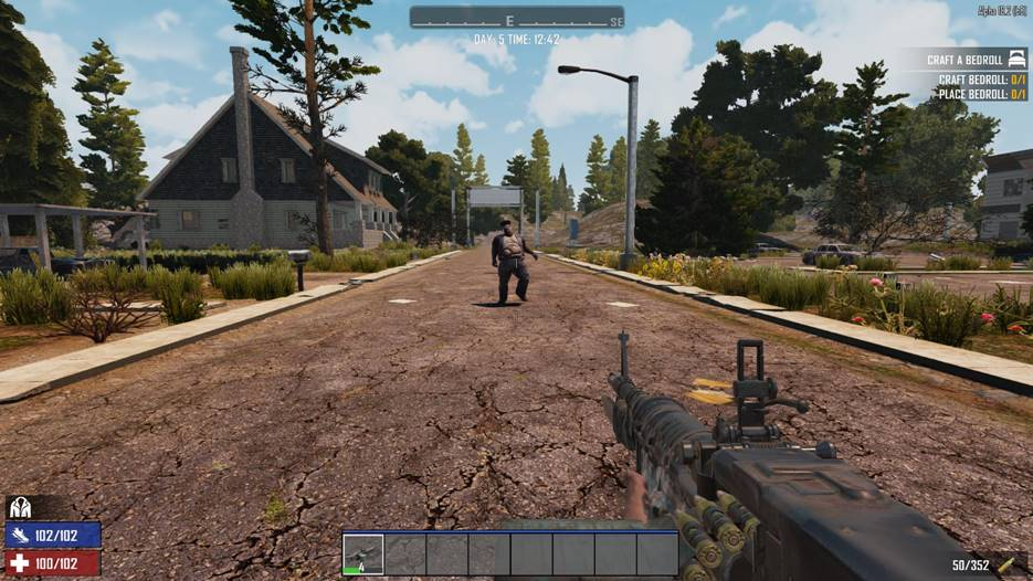 7 days to die cop acid system, 7 days to die zombies