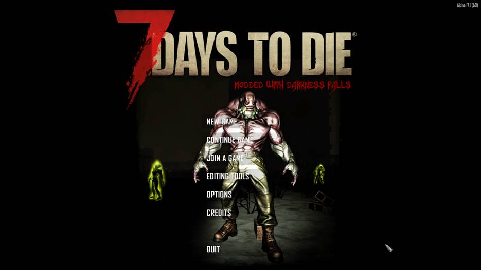 7 days to die darkness falls mod, 7 days to die overhaul mods