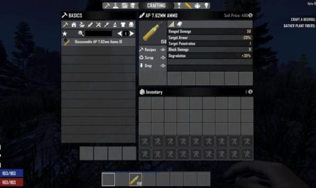 7 days to die disassemble ammo, 7 days to die ammo