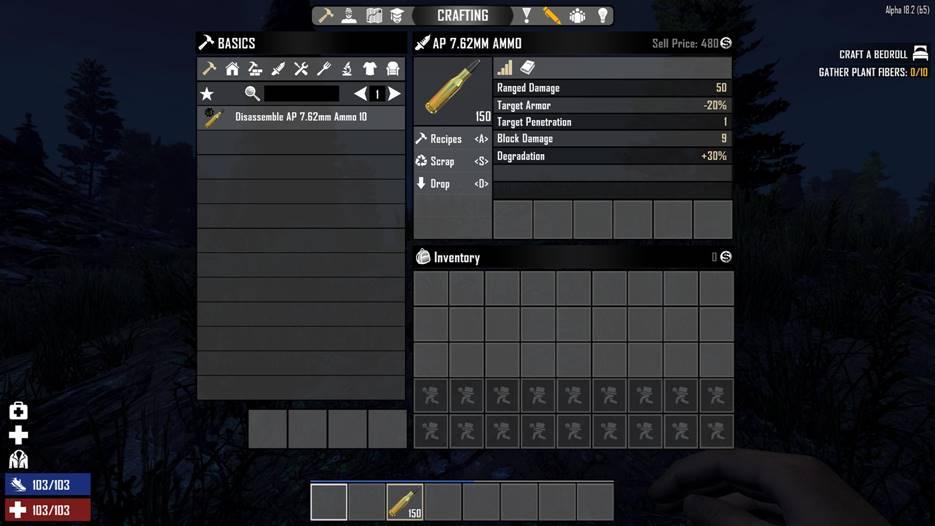 7 days to die disassemble ammo, 7 days to die ammo