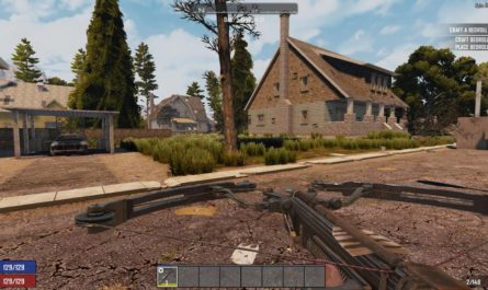 7 days to die double bolt mod, 7 days to die ammo, 7 days to die weapons