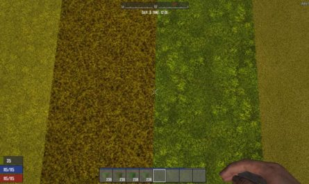 7 days to die grass blocks, 7 days to die building materials