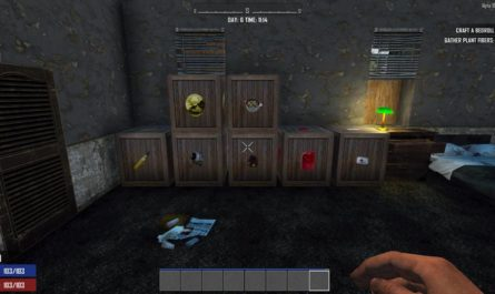 7 days to die hd supply boxes, 7 days to die building materials