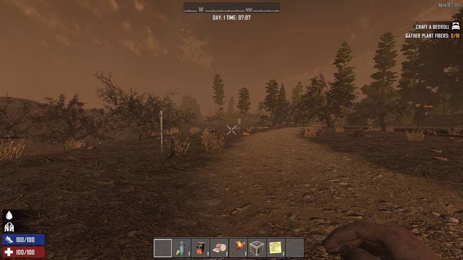 7 days to die less clutter in biomes, 7 days to die biomes