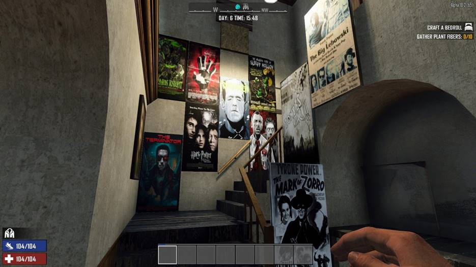 7 days to die movie posters pbh, 7 days to die poster, 7 days to die building materials