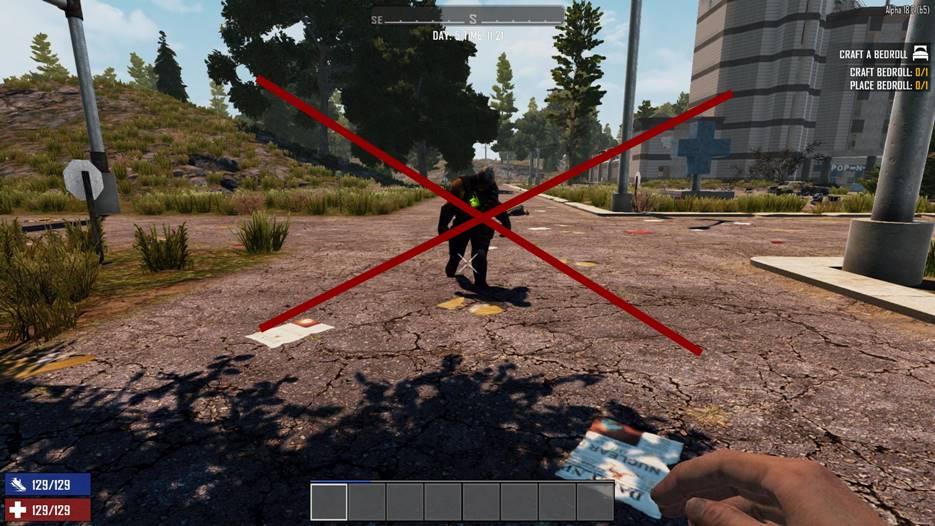 7 days to die no demolitioner zombies, 7 days to die zombies