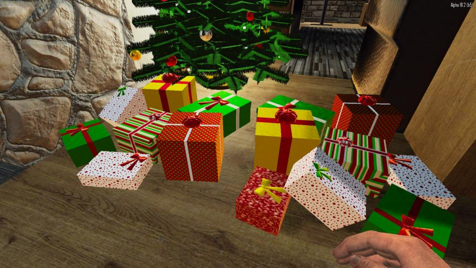 7 days to die hn christmas mod, 7 days to die presents