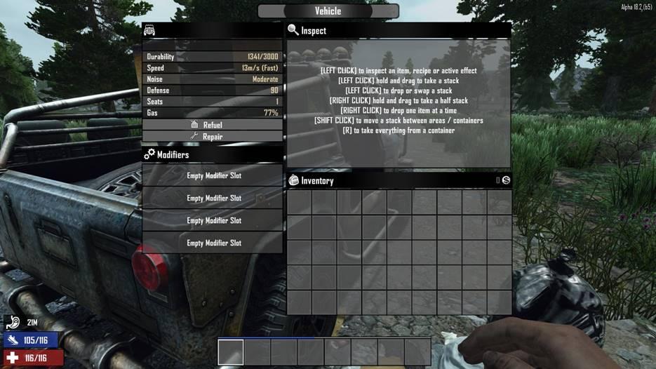 7 days to die realistic vehicle damage, 7 days to die vehicles