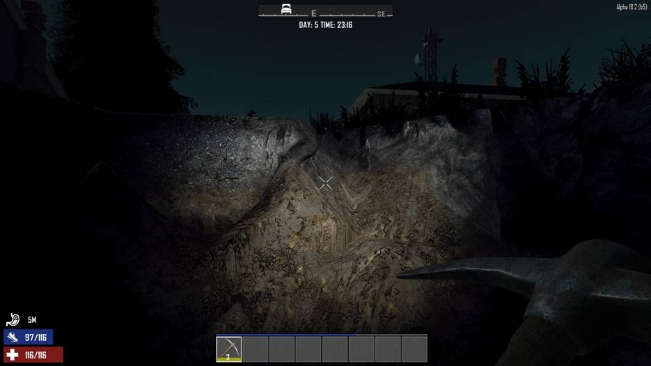 7 days to die reduced surface ores, 7 days to die ore, 7 days to die mining