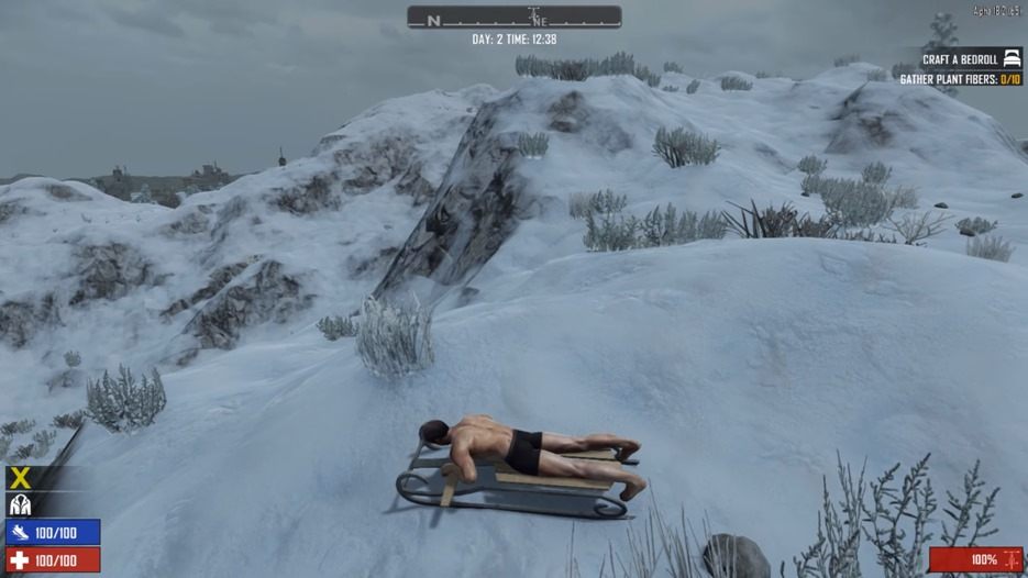 7 days to die snow vehicles, 7 days to die vehicles, 7 days to die snow biome