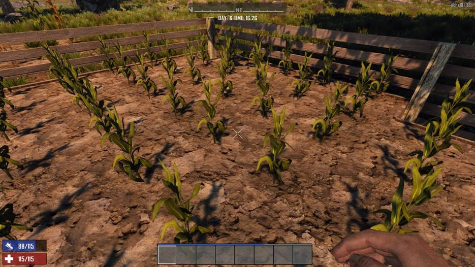7 days to die tougher farming, 7 days to die farming