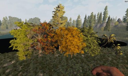 7 days to die tree mod, 7 days to die trees