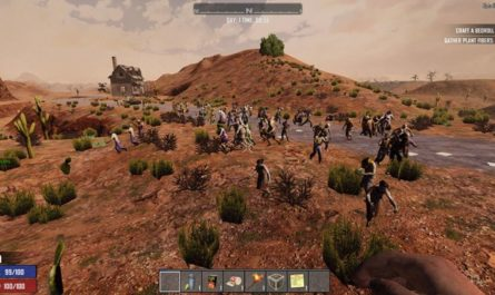 7 days to die increased wandering hordes, 7 days to die zombies