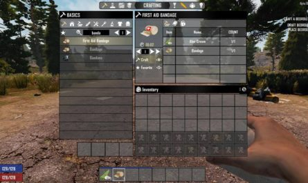 7 days to die better bandages, 7 days to die medical supplies