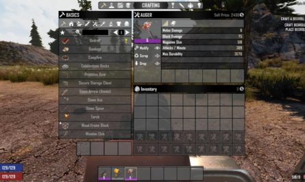 7 days to die better power tools, 7 days to die tools