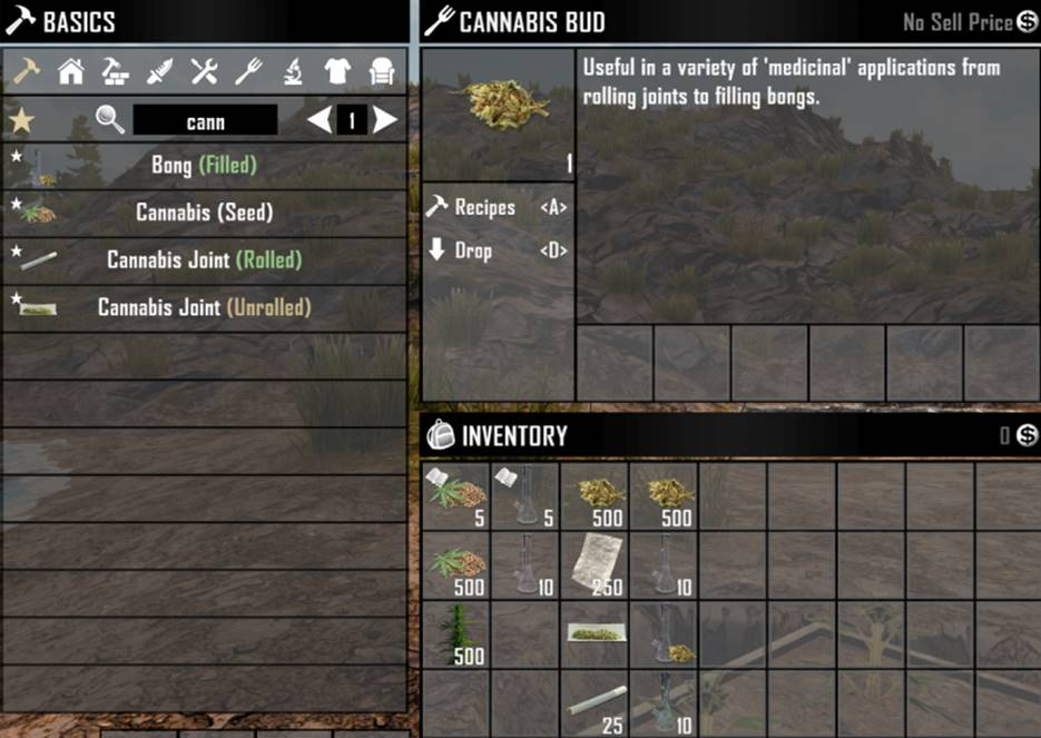7 days to die cannabis mod, 7 days to die farming, 7 days to die food