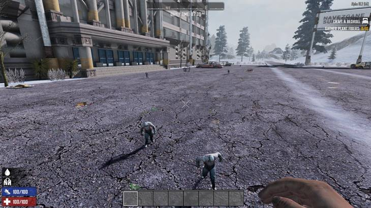 7 days to die gullivers travels, 7 days to die zombies