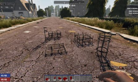 7 days to die more rebar frames, 7 days to die building materials