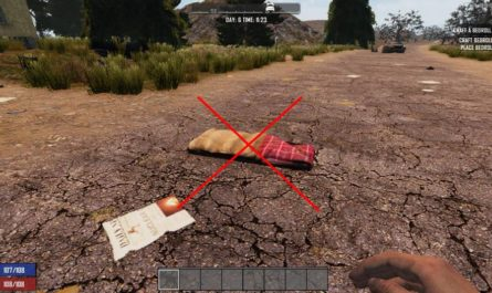 7 days to die no bedrolls, 7 days to die building materials