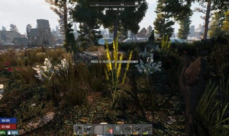 7 days to die pick up hdhq plants, 7 days to die farming