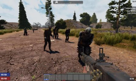 7 days to die uma zombies, 7 days to die zombies
