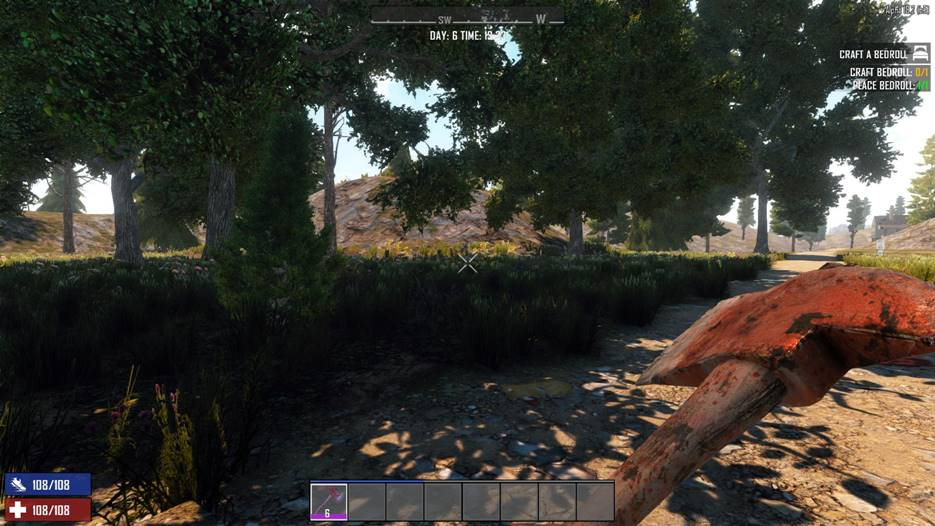 7dtd all trees respawn including cactus, 7 days to die trees, 7 days to die respawn