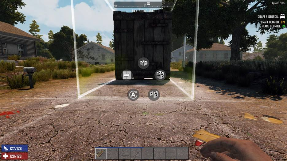 7 days to die better bridges, 7 days to die building materials