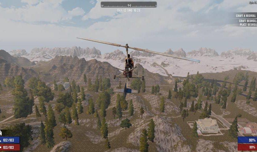 Better Gyrocopter Handling