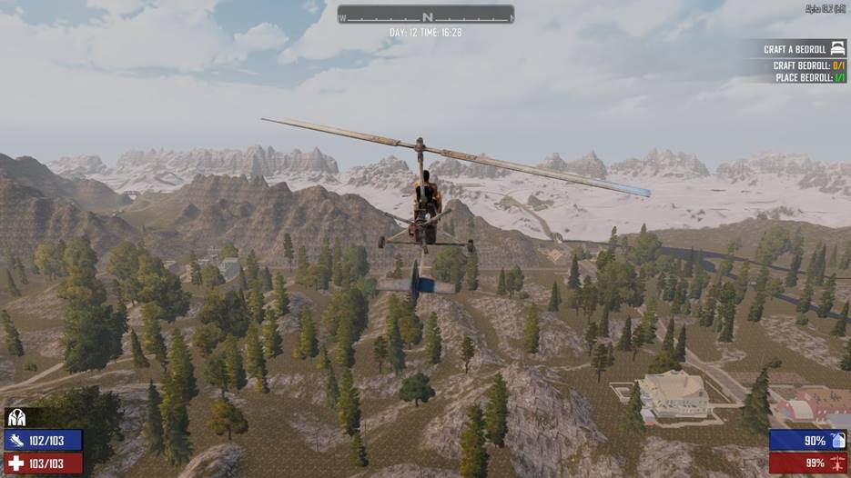 7dtd better gyrocopter handling, 7 days to die vehicles