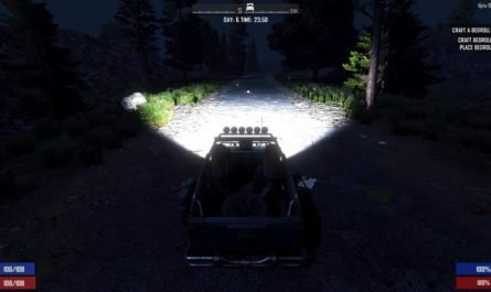 7dtd brighter vehicle headlights, 7 days to die vehicles, 7 days to die lights