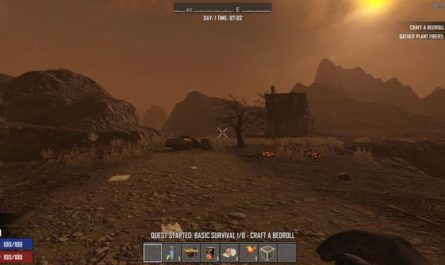 7dtd get benched, 7 days to die starting items