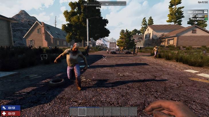 7dtd insane zombies, 7 days to die zombies