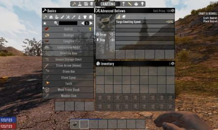 7 days to die faster bellows, 7 days to die tools