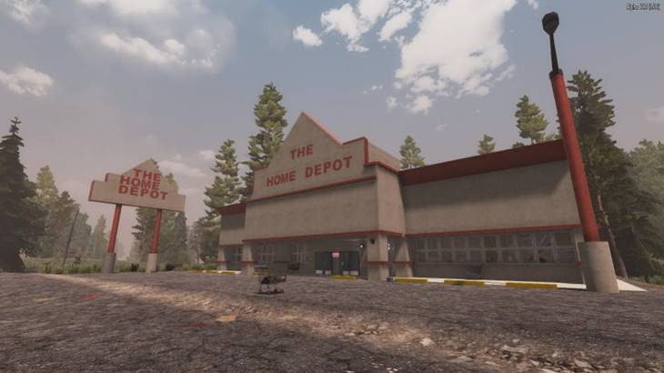 7 days to die home depot mod