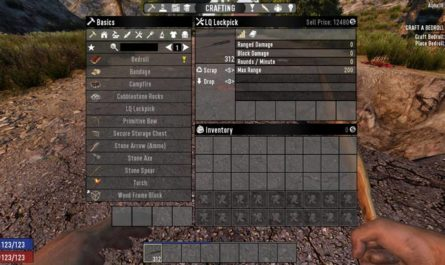 7 days to die lockpicking mod, 7 days to die tools