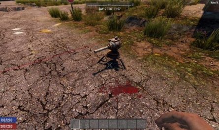 7 days to die nerf junk turret, 7 days to die traps, 7 days to die ammo