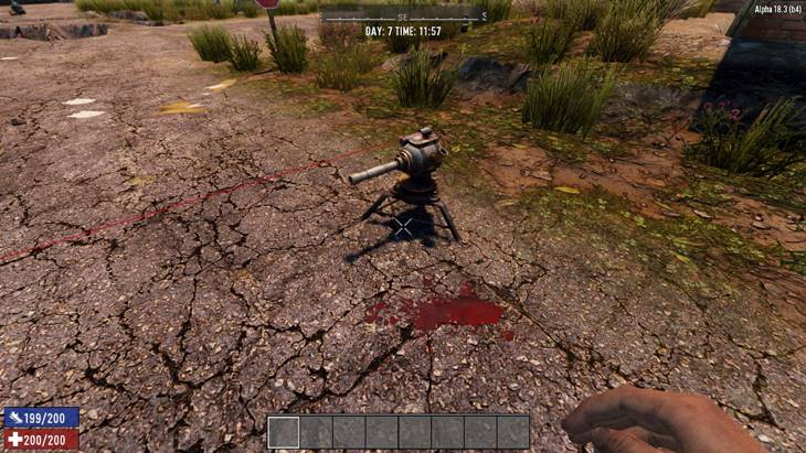 7 days to die nerf junk turret, 7 days to die traps, 7 days to die ammo